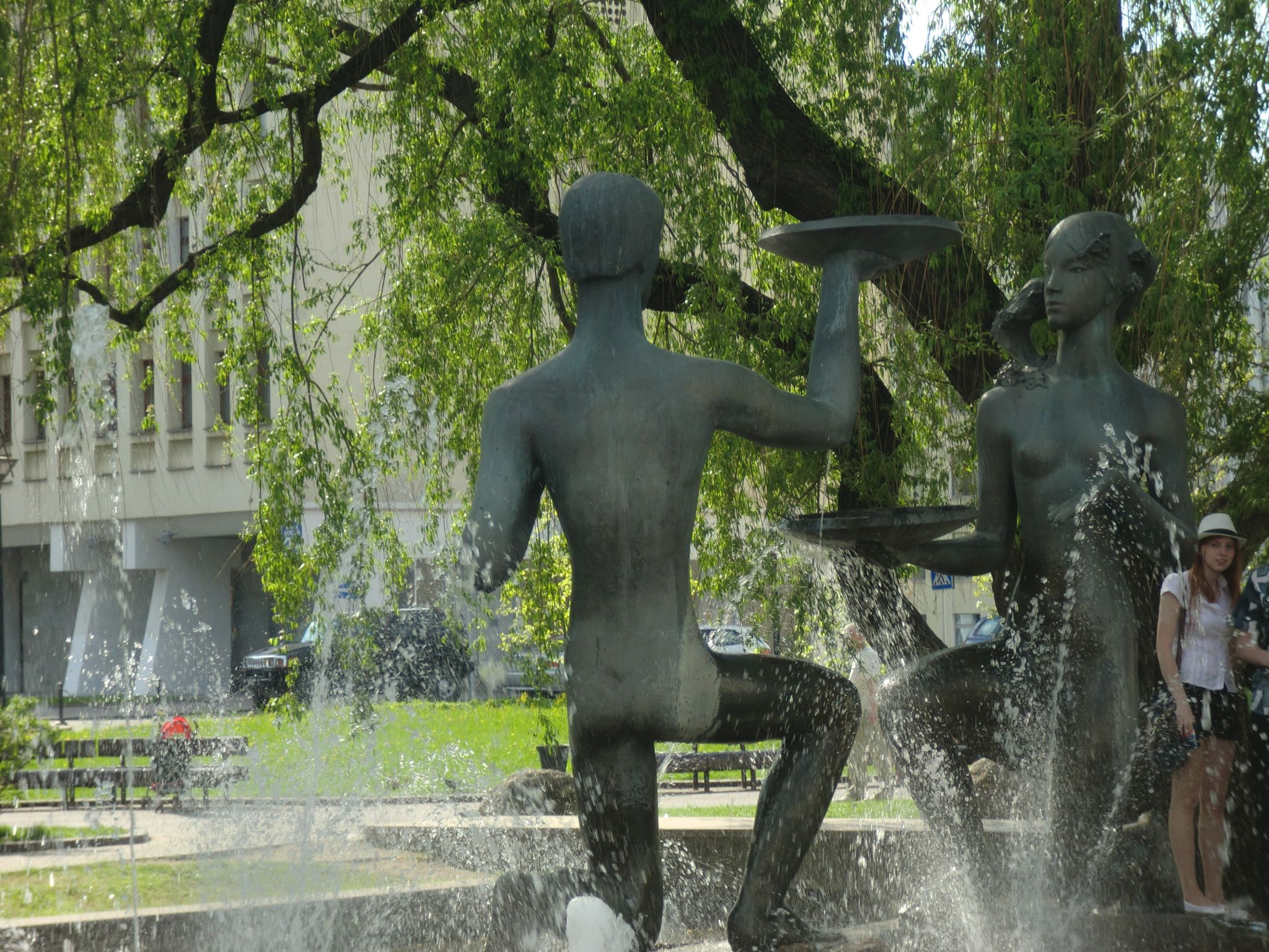 Minsk park - Minsk, 1 amazing city you have to see