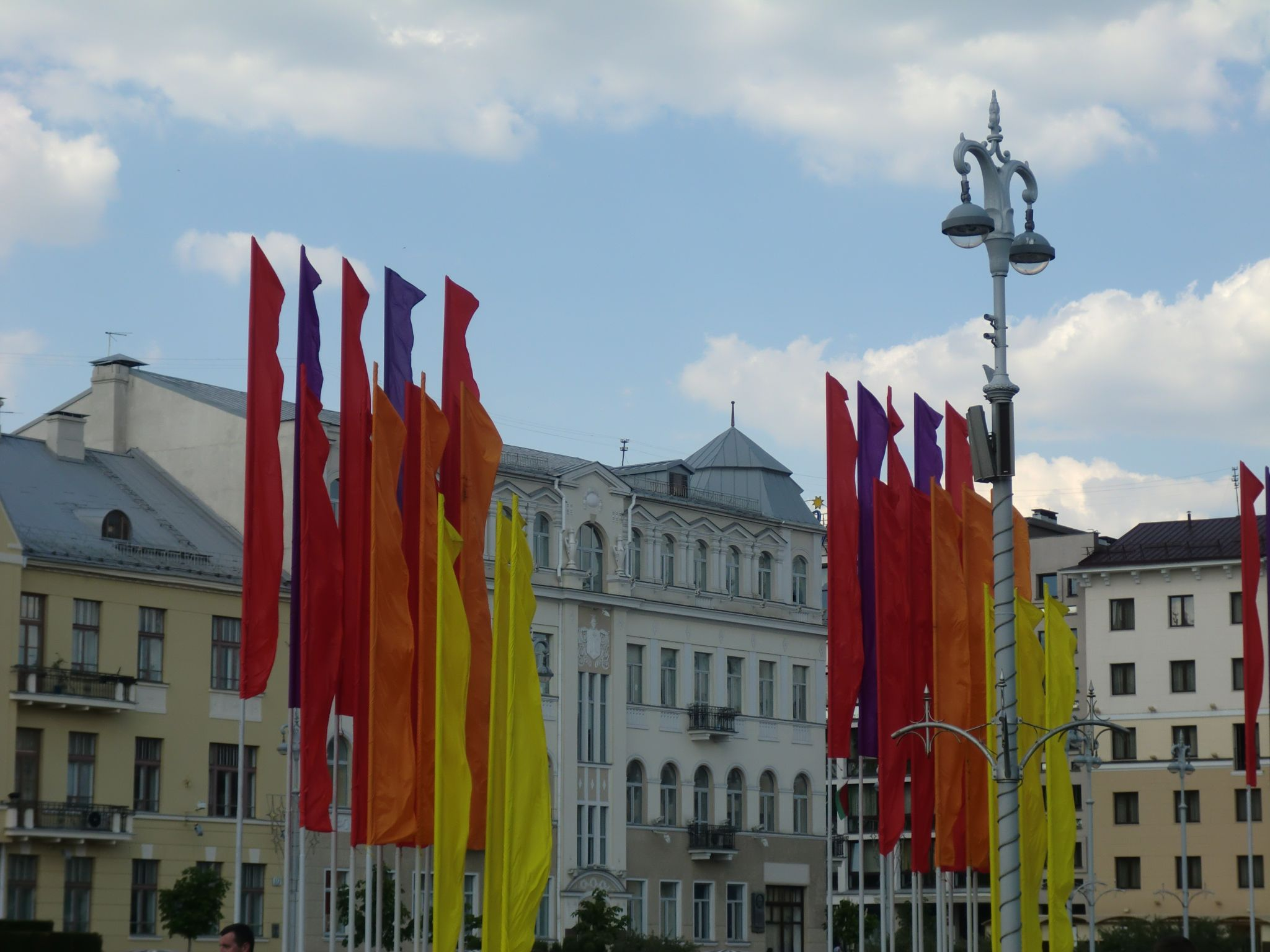 Minsk square 1 - Minsk, 1 amazing city you have to see