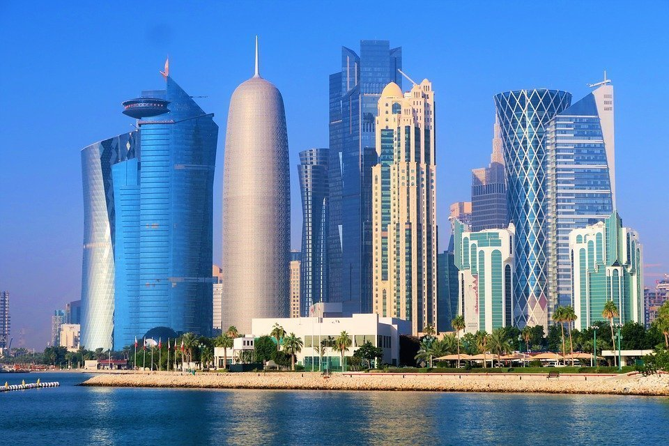 holidays in qatar buildings - Holiday in Qatar