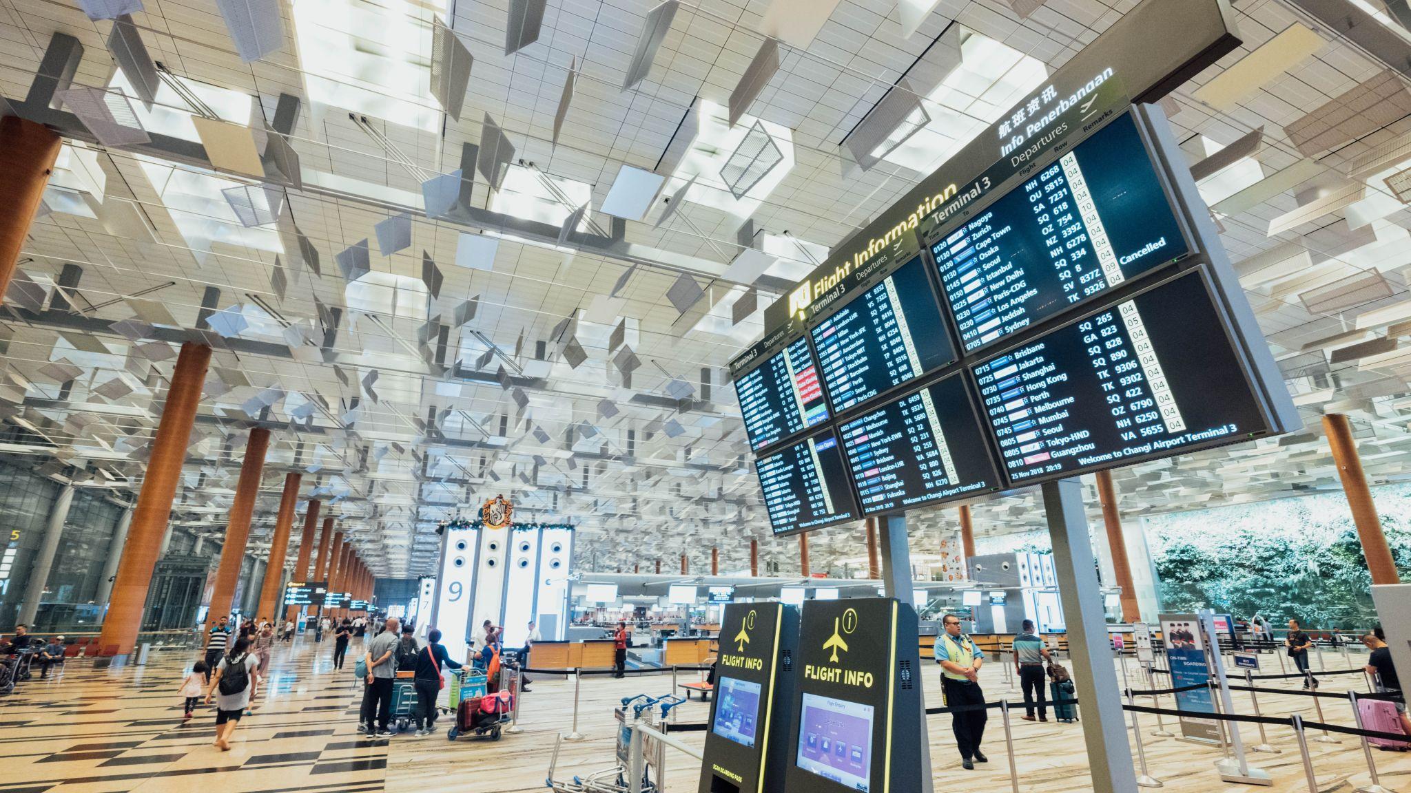 airport WiFi passwords list