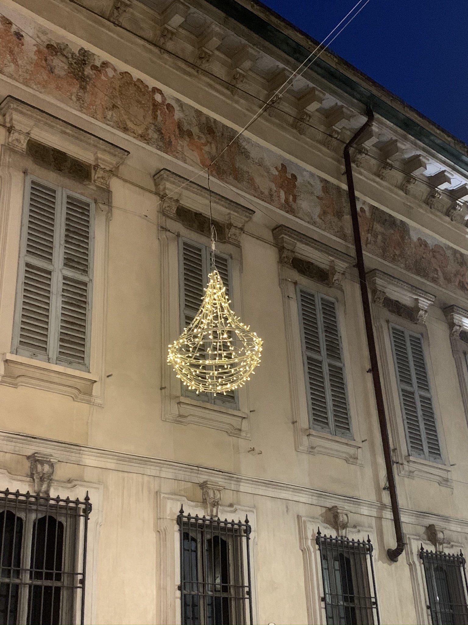Christmas in Milan
