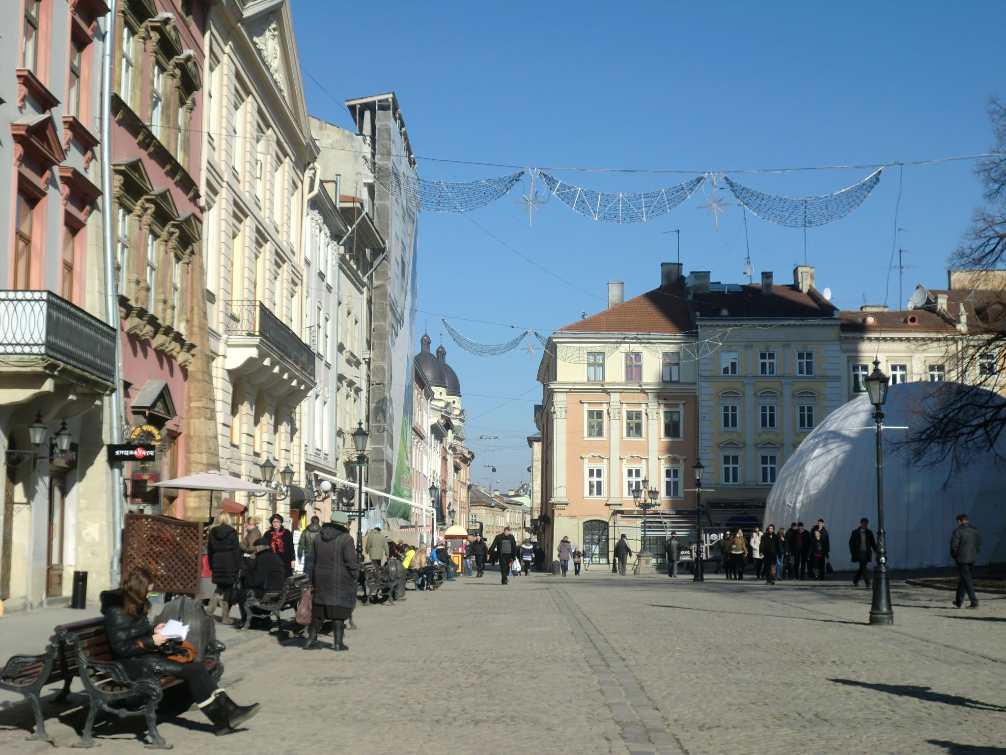 Lviv 16 - Lviv, the Ukrainian pearl