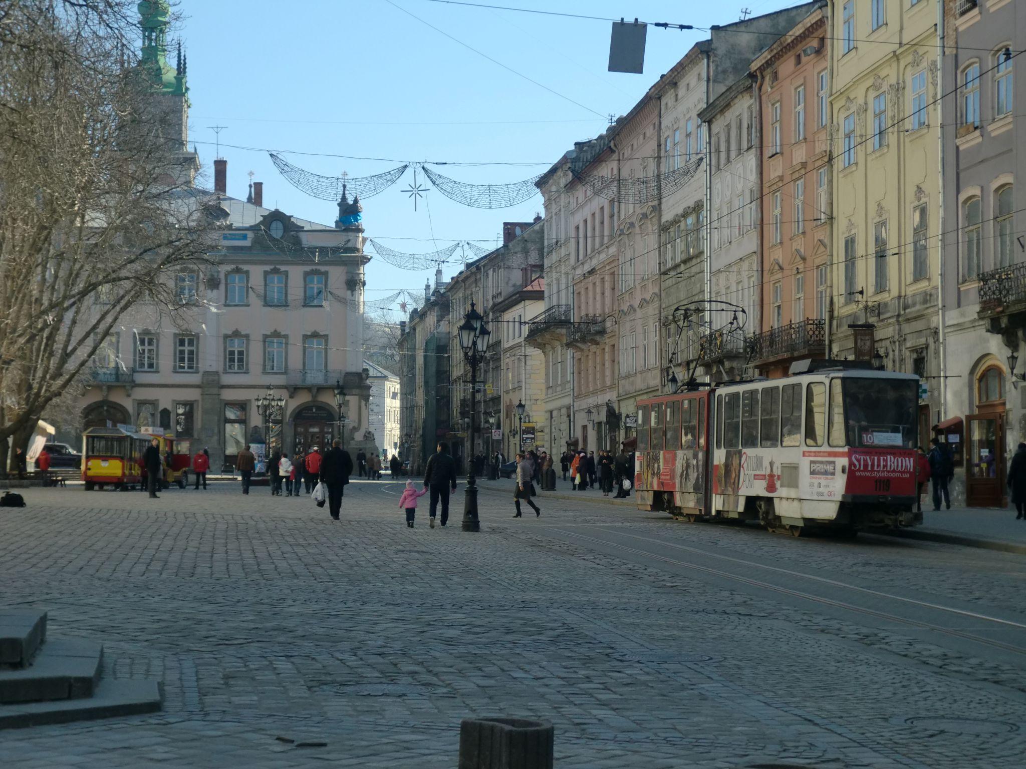 Lviv 17 - Lviv, the Ukrainian pearl