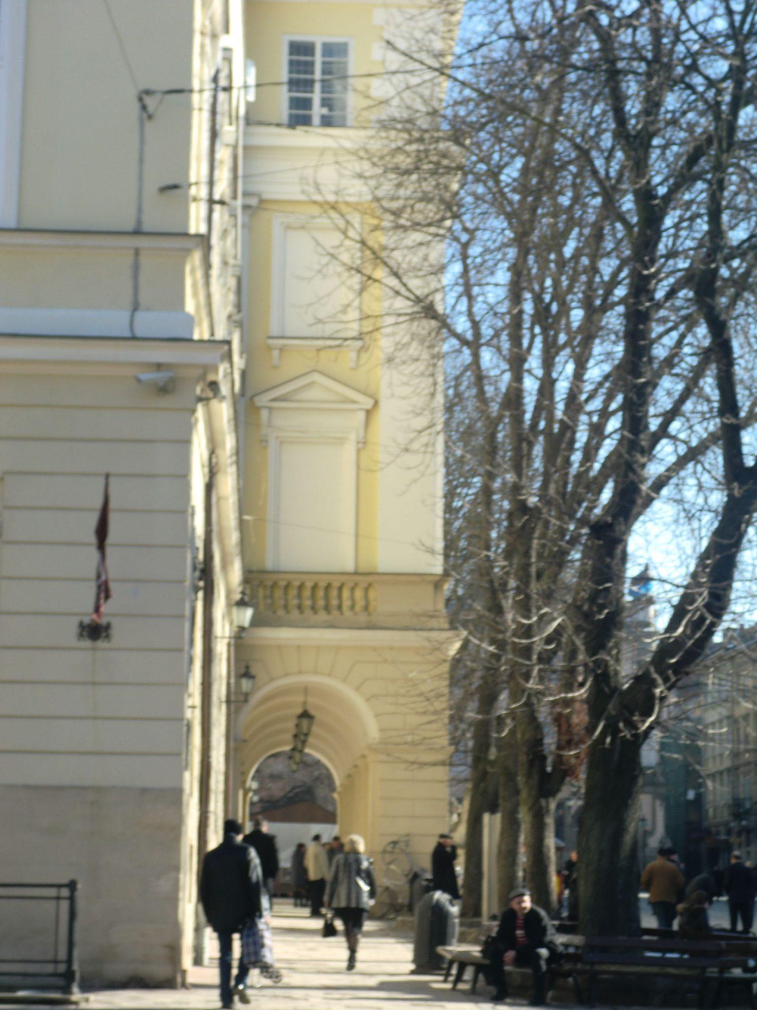 Lviv Market square 1 - Lviv, the Ukrainian pearl
