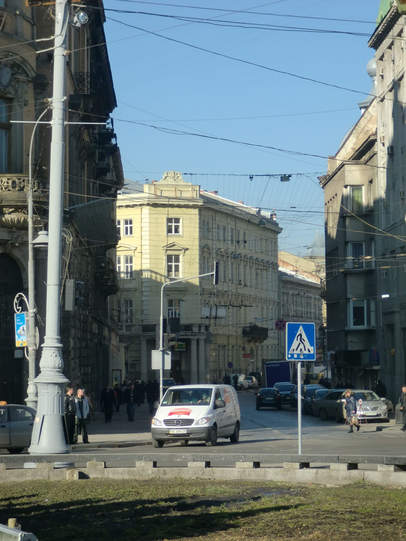 Lviv buildings 6 - Lviv, the Ukrainian pearl