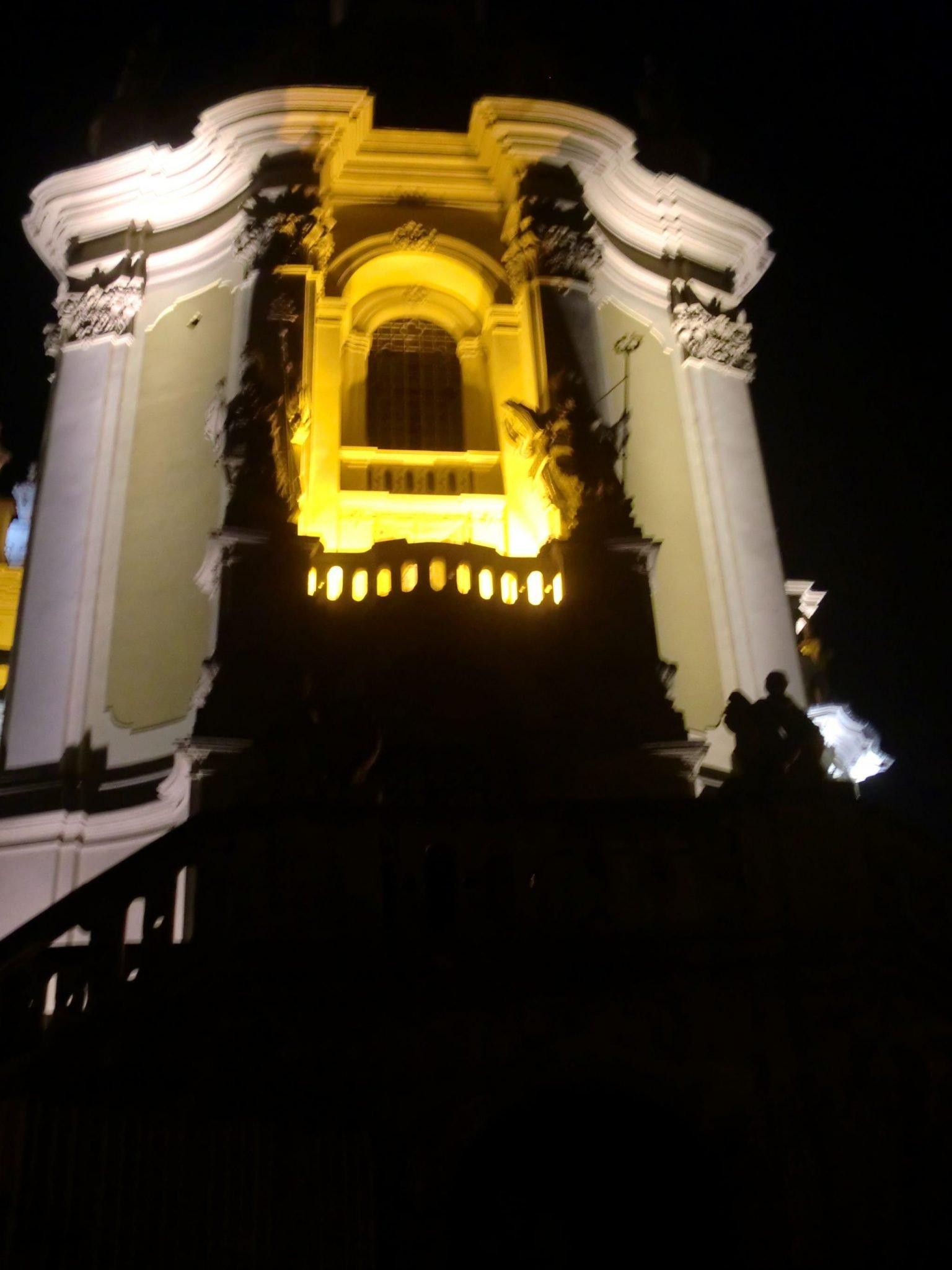 Lviv cathedral 2 - Lviv, the Ukrainian pearl