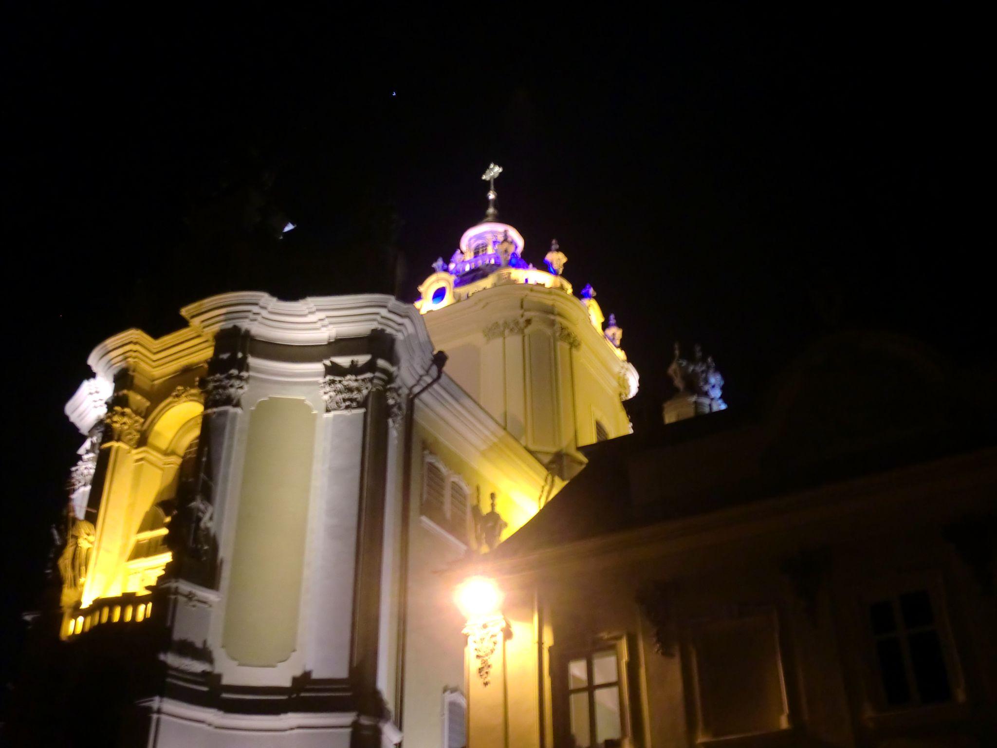 Lviv cathedral 3 - Lviv, the Ukrainian pearl