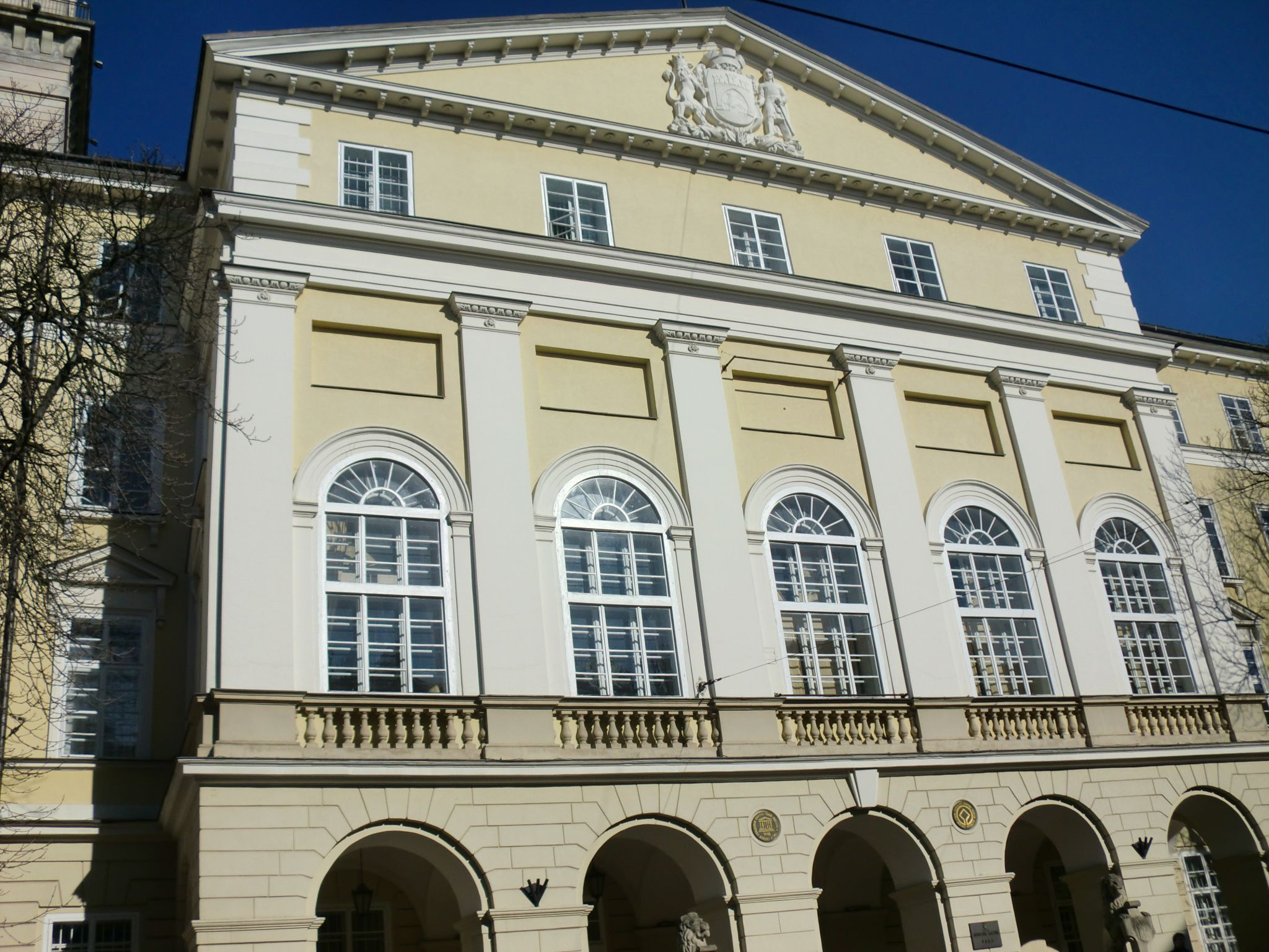 Lviv city hall 1 - Lviv, the Ukrainian pearl