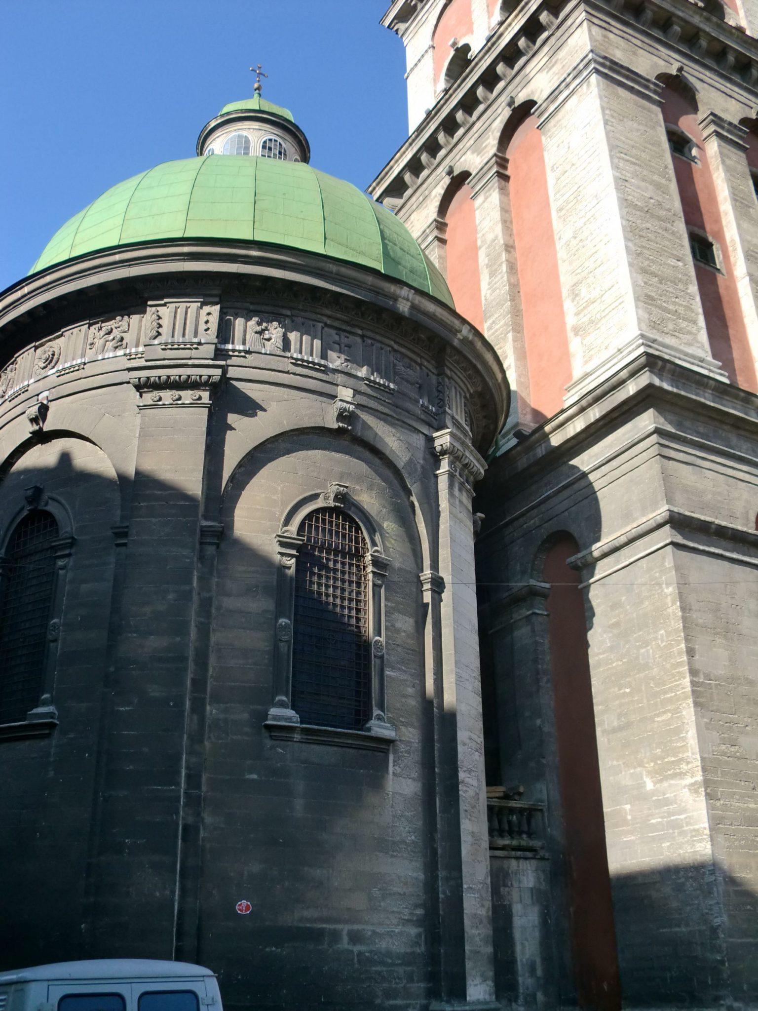 Lviv dominican church - Lviv, the Ukrainian pearl