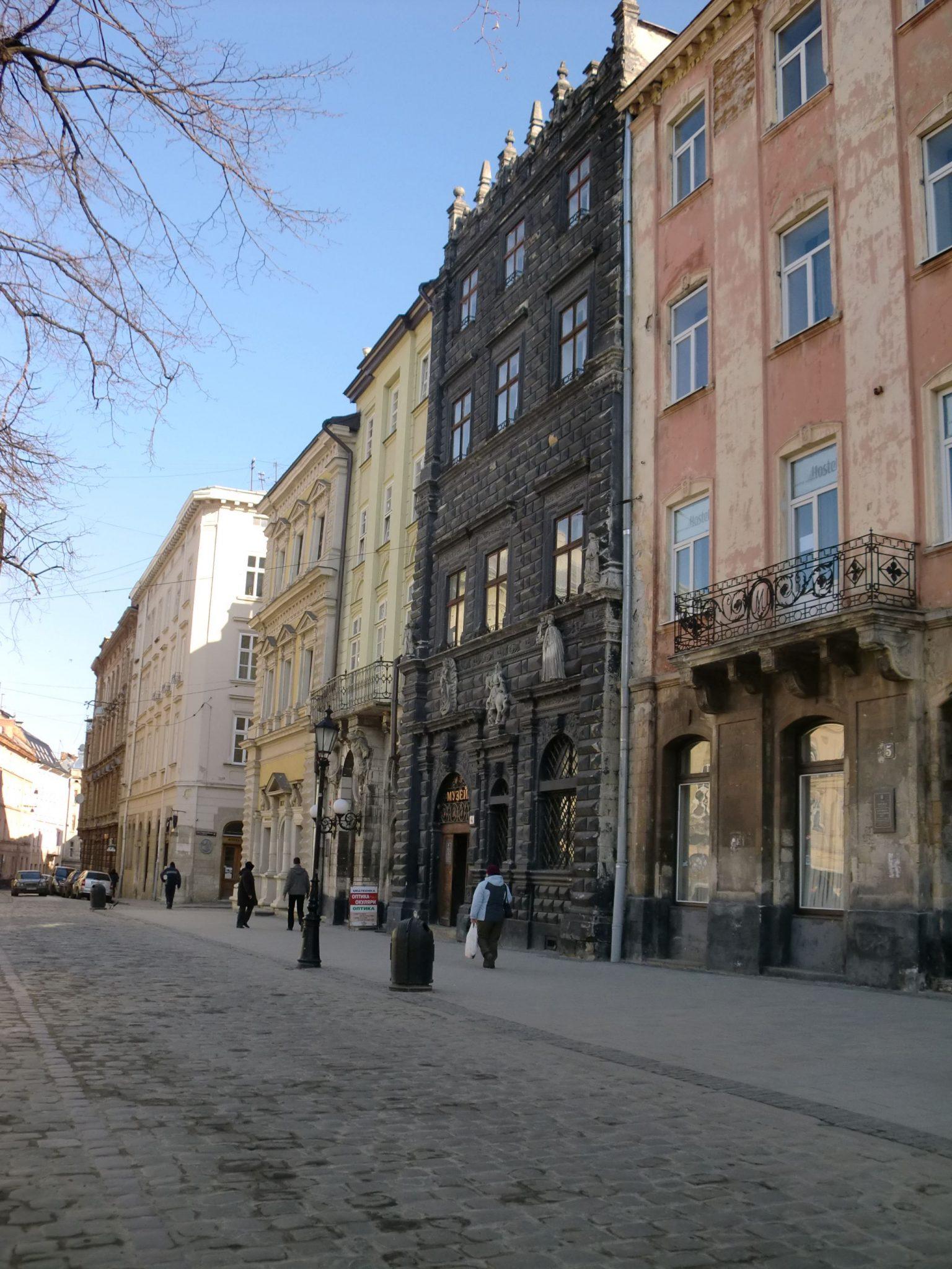 Lviv king palace - Lviv, the Ukrainian pearl