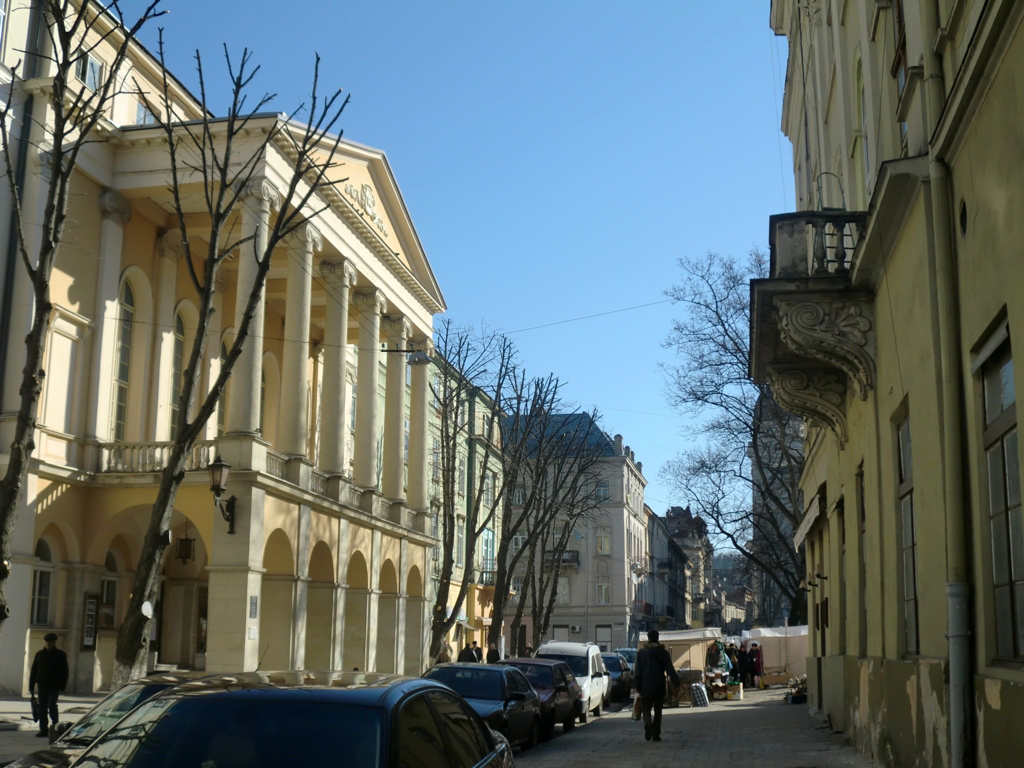 Lviv market square - Lviv, the Ukrainian pearl