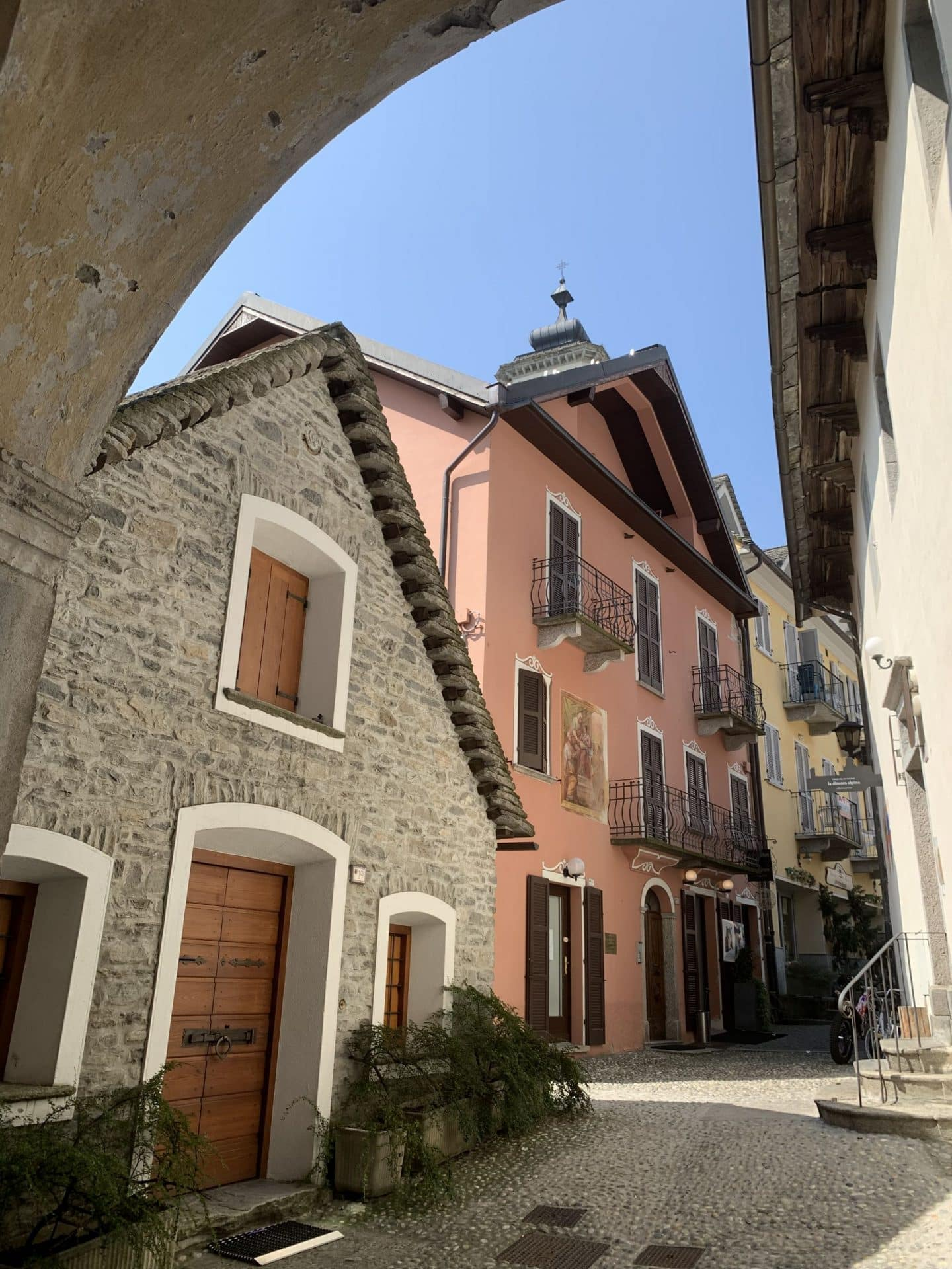 santa maria maggiore village