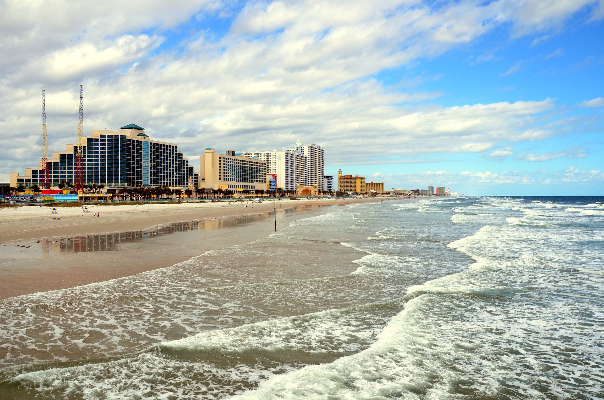christmas destinations daytona beach