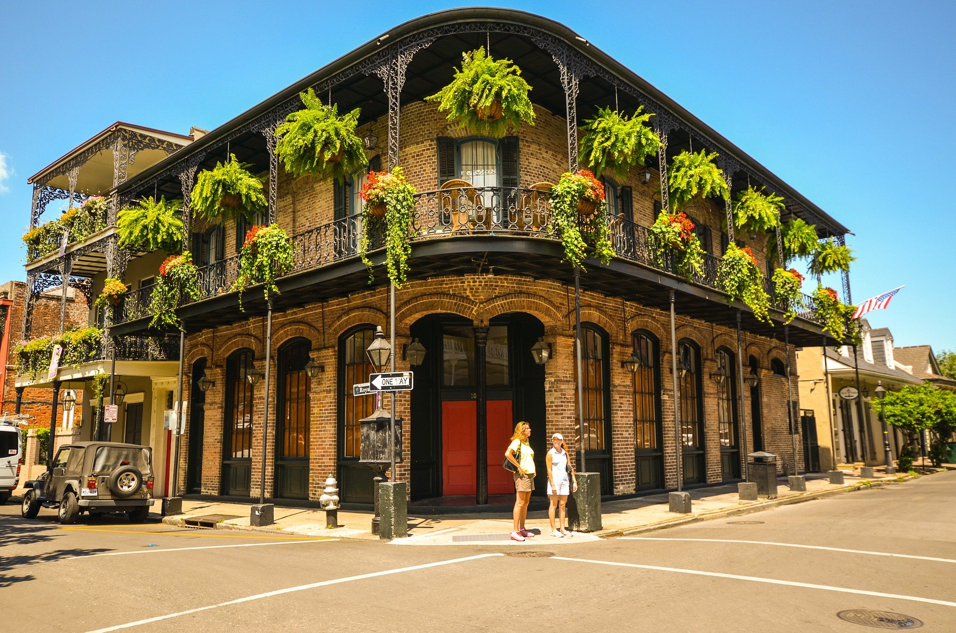 christmas destinations new orleans