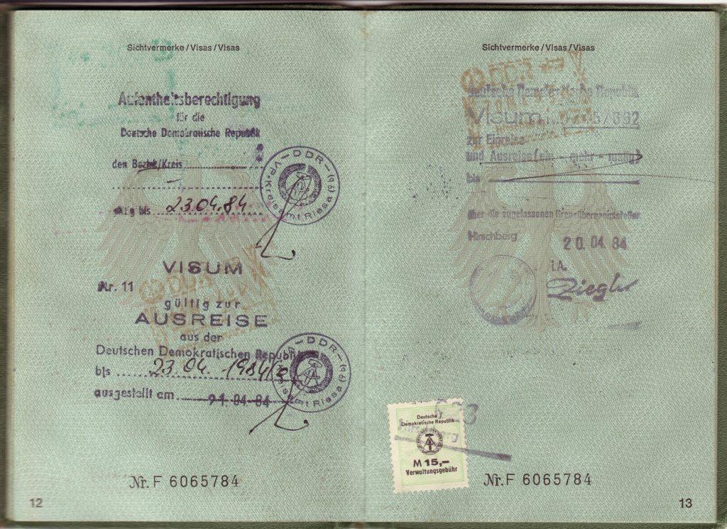 how get a visa