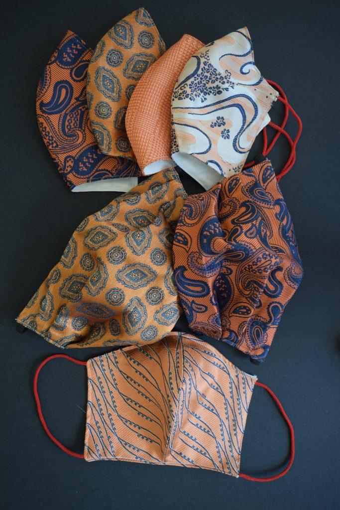 Accessori uomo 6 consigli per un uomo elegante con Antica Seteria Comasca - men's accessories