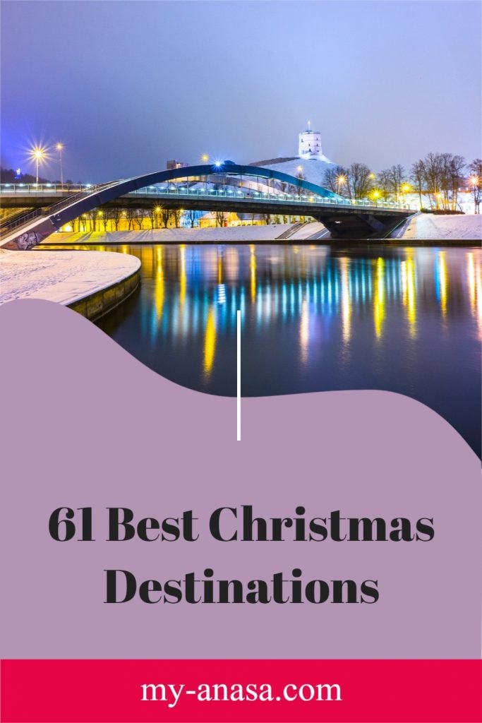 best christmas destinations