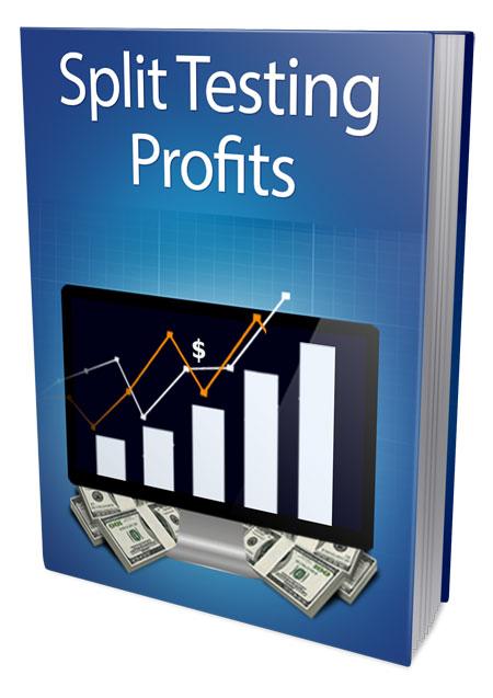 Split testing profit
